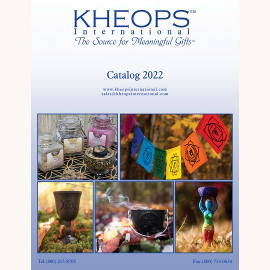 Order a Free - Printed - Catalog: Kheops International