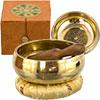 Tibetan Singing Bowl Set  Wheel of Life   (each)