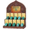 Turquoise Powder FIGURINE Display Package