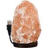 Salt LAMP Orange Iceberg USB (each)