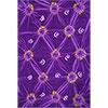 (DISC)Rayon Sarong  TIE DYE Purple (each)