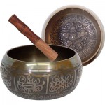 Five Dhyani Buddhas Singing Bowl