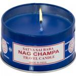 Nag Champa Tin Candle