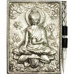 Journal  w/ Pen Medicine Buddha