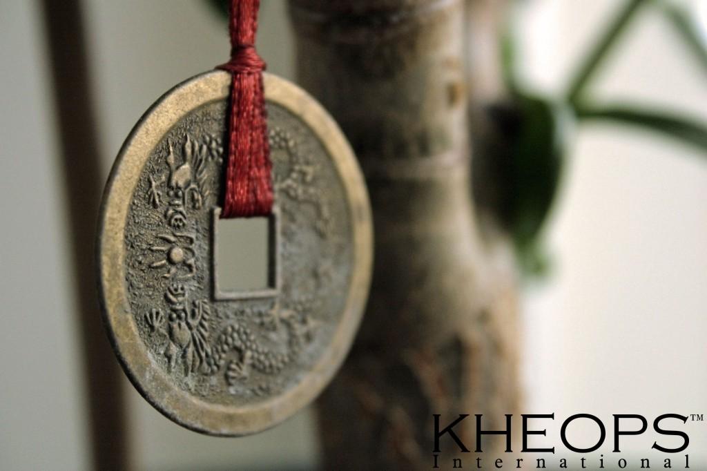Feng Shui coin