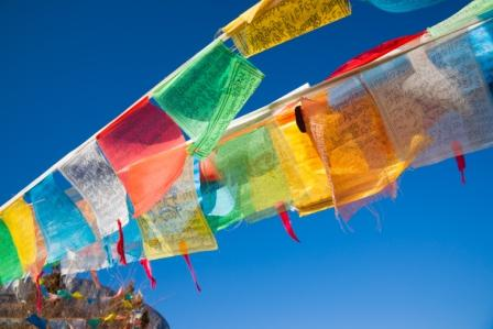 Prayer Flags | Kheops International