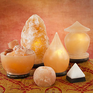 How to Clean a Salt Lamp Kheops International