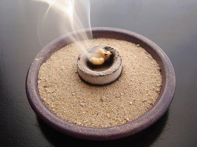 How to Burn Resin Incense